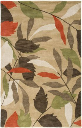 Eco Friendly Rugs Pandora Beige 12305