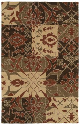 Southwestern Rugs Southwest Brown 12418