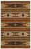 Southwestern Rugs Southwest Orange 12420