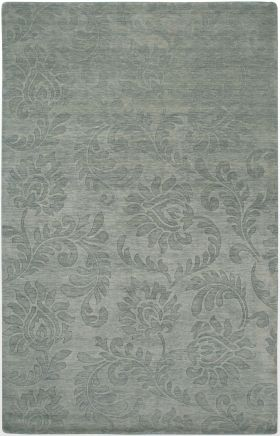 Solid Rugs Uptown Grey 12463