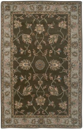 Traditional Rugs Volare Brown 12476