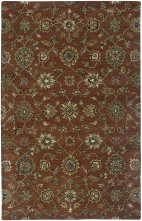 Transitional Rugs Volare Orange 12477