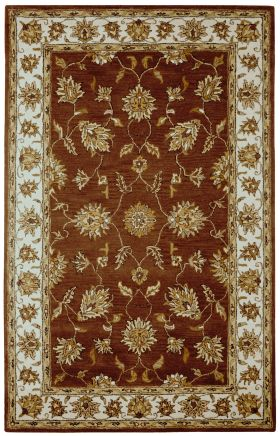 Traditional Rugs Volare Orange 12478