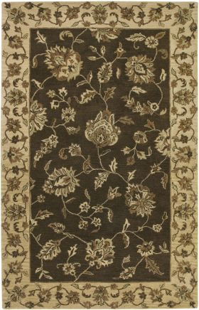Traditional Rugs Volare Brown 12482