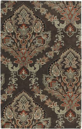 Transitional Rugs Volare Brown 12484
