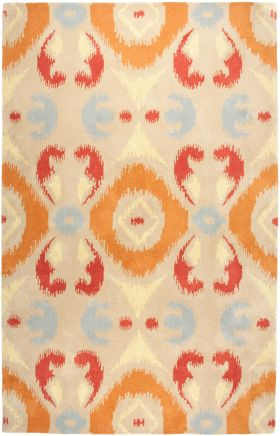 Transitional Rugs Volare Multicolor 12489