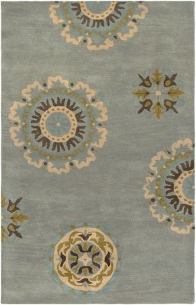 Transitional Rugs Volare Blue 12493