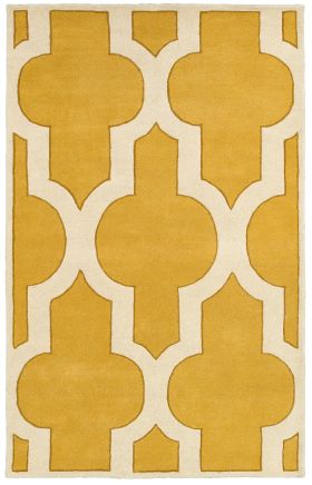 Transitional Rugs Volare Gold 12515