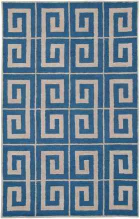 Transitional Rugs Vicki Payne Blue 12522