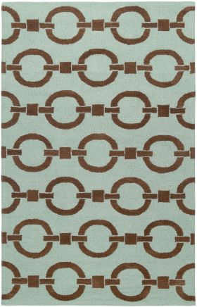 Transitional Rugs Vicki Payne Blue 12528