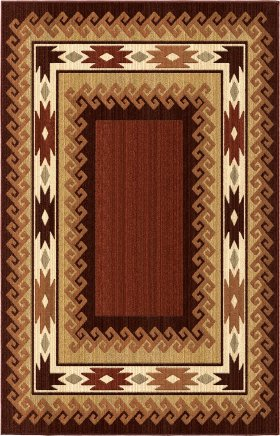 Southwestern Orian Rugs Anthology Multicolor 12580