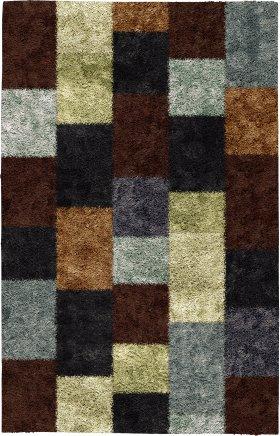 Shag Orian Rugs Shag-Ra-La Multicolor 12631