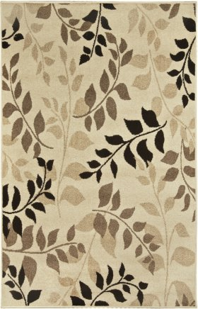 Transitional Orian Rugs Four Seasons Cream 12638