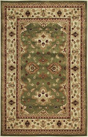 Oriental Orian Rugs Four Seasons Green 12640