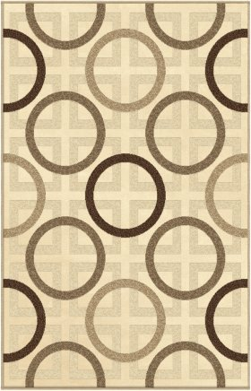 Transitional Orian Rugs Nuance Cream 12672