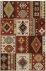 Southwestern Orian Rugs Harmony Multicolor 12673