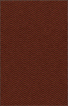 Transitional Orian Rugs Simplicity Red 12731