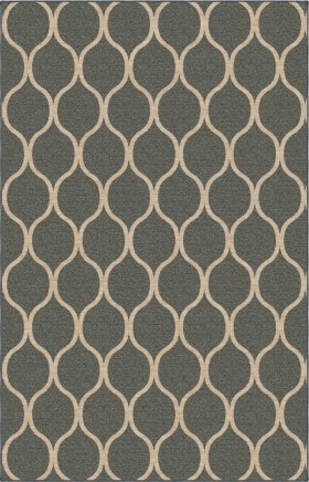 Transitional Orian Rugs Simplicity Blue 12739