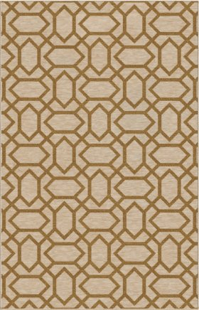 Transitional Orian Rugs Simplicity Gold 12742