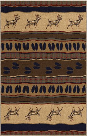 Transitional Orian Rugs Oxford Multicolor 12765