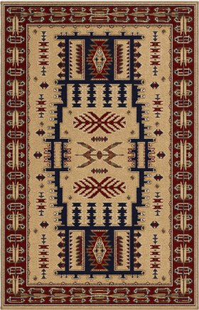 Transitional Orian Rugs Oxford Beige 12766