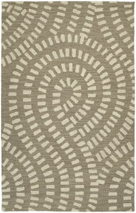 Transitional Kaleen Rugs Carriage Beige 12804