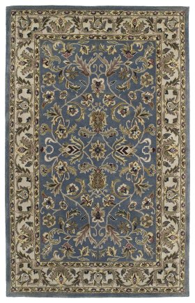 Traditional Kaleen Rugs Mystic Ivory 12821