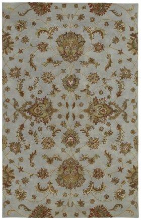 Traditional Kaleen Rugs Mystic Grey 12829