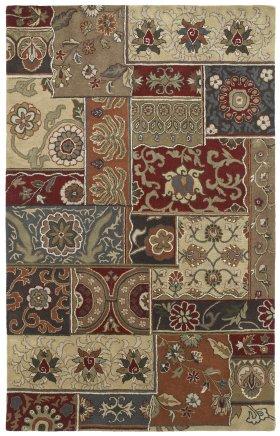 Traditional Kaleen Rugs Mystic Beige 12830