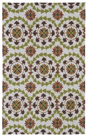 Transitional Kaleen Rugs Home and Porch Brown 12855