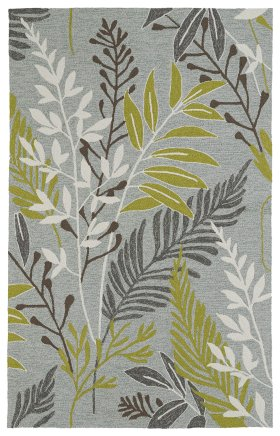 Transitional Kaleen Rugs Home and Porch Grey 12858