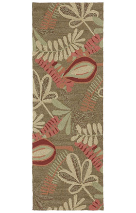 Transitional Kaleen Rugs Home and Porch Green 13017