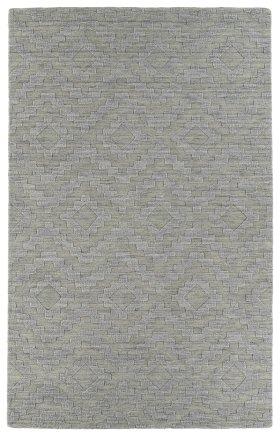 Transitional Kaleen Rugs Imprints Modern Beige 13073