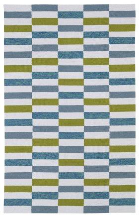 Contemporary Kaleen Rugs Matira Blue 13082