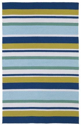 Contemporary Kaleen Rugs Matira Blue 13088
