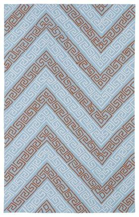 Transitional Kaleen Rugs Matira Blue 13095