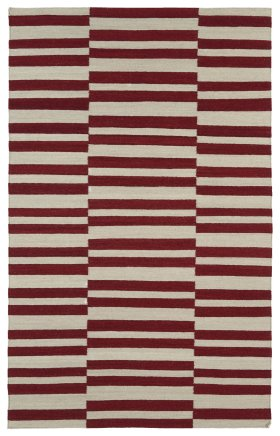 Contemporary Kaleen Rugs Nomad Red 13099