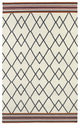 Transitional Kaleen Rugs Nomad Ivory 13103