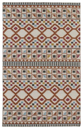 Transitional Kaleen Rugs Nomad Ivory 13120