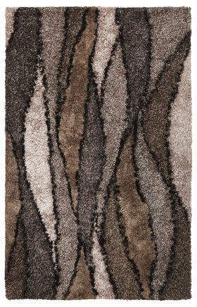 Kas Shag Rugs Optic Beige 13322