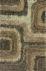 Kas Shag Rugs Optic Multicolor 13326