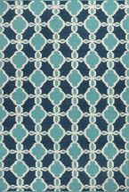 Kas Contemporary Rugs Solstice Blue 13357