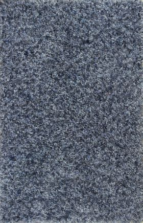 Kas Shag Rugs Urban Blue 13375