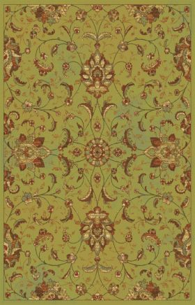 Kas Traditional Rugs Versailles Green 13380