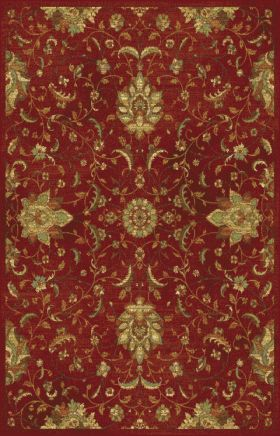 Kas Traditional Rugs Versailles Red 13381