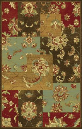 Kas Transitional Rugs Versailles Multicolor 13385