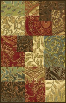 Kas Transitional Rugs Versailles Multicolor 13387