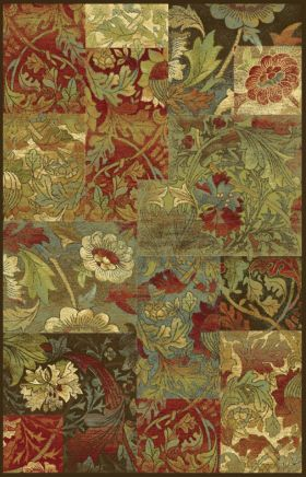 Kas Transitional Rugs Versailles Multicolor 13391