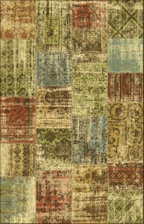 Kas Transitional Rugs Versailles Multicolor 13392