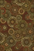 Kas Transitional Rugs Versailles Brown 13393